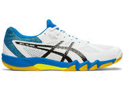 Asics Gel-Blade 7 (19) indoor shoe, white/black