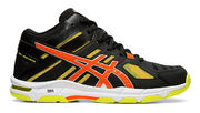 Asics Gel-Beyond 5 MT (19) indoor shoes, black/koi