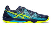 Asics Gel-Fastball 3 indoor shoes Peacoat-Safety Yellow