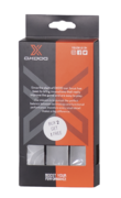 Oxdog Boost 3 Pack Grip Grey