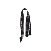 Unihoc referee whistle with lanyard