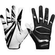 Cutters 3.0 Black-Silver - Goalie Gloves