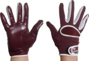 Cutters Maroon - Goalie Gloves