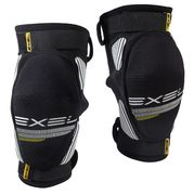 Exel Elite (20) Goalie Knee Guard (Black)
