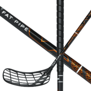 Fat Pipe Raw Concept 27 Real Oval (20) Floorball stick