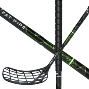 Fat Pipe Raw Concept 31 Lime (20) Floorball stick