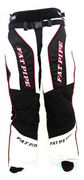 Fat Pipe Goalie Pants (Black/White)
