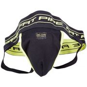 Fat Pipe GK Jock Strap (Black/Yellow)