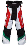 Fat Pipe GK Pants (White-Green-Red)