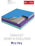 Gerflor Taraflex Sport -official floorball floor mat 1,5m x 1,5m