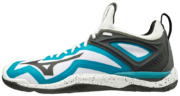 Mizuno Wave Mirage 3 (20) Indoor shoe White-Turquoise