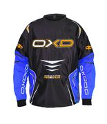 Oxdog Gate Goalie Shirt (Black)