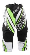 Salming Phoenix Goalie Pants SR (White/Green)