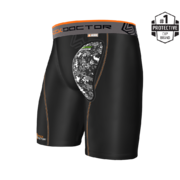 Shock Doctor 235 Compression Short with  AirCore Hard Cup