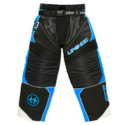 Unihoc Optima - Goalie Pants Black/Blue