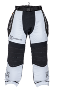Oxdog TOUR+ (20) Goalie Pants (White/Black)