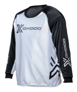 Oxdog XGUARD (20) Goalie Shirt with padding (White/Black)