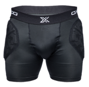 Oxdog XGUARD Protection (20) Goalie Shorts (Black)