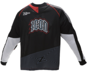 Zone Icon - Goalie Jersey (Black)