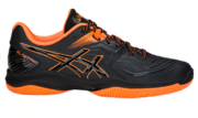 Asics Blast FF (19) indoor shoe black/shocking orange