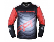 Fat Pipe GK-Shirt for Junior (19) Black/Red