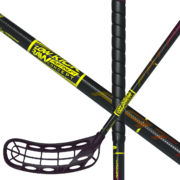 Fat Pipe Raw Concept 27 Low Kick Platinum Floorball stick