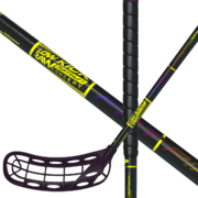 Fat Pipe Raw Concept 31 Low Kick Platinum Floorball stick