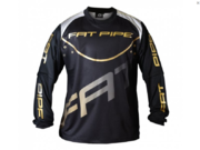 Fat Pipe Black/Gold (19) GK-Shirt