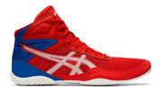 Asics Matflex 6 Classic wrestling shoes red/white