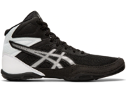 Asics Matflex 6 wrestling shoes Black/silver