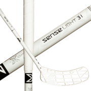 Oxdog Sense Light 31 WT SweOval (19) Floorball Stick