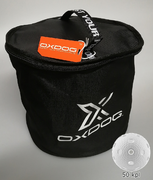 Oxdog Team Ballbag + Rotor Floorball Balls (50 pcs)