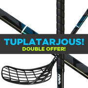 Fat Pipe Raw Concept 27 Turquoise (19) Floorball stick (2 pcs)