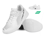 Unihoc U5 (19) Pro LowCut Indoors Shoes, White