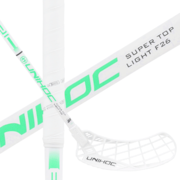 Unihoc Epic STL F26 White/Green (19) Floorball stick