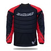 Jadberg Defender 2 - Goalie Jersey (Black-Red)