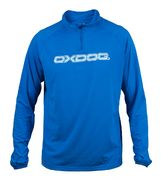 Oxdog Winton LS Warmup Jersey Royal Blue