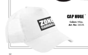 Zone Huge (19) Cap