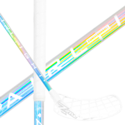 Zone Hyper AIRLIGHT 28 Oval Hologram/White (20) Floorball stick
