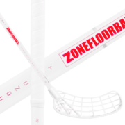 Zone Maker Air SL Curve 1.0º F27 White/Red (19) floorball stick