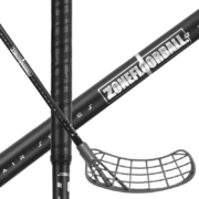 Zone Maker AIR Superlight 26 Nakedcarbon (20) Floorball stick