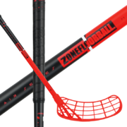 Zone Maker AIR Light 29 Black/Red (20) Floorball stick