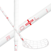 Zone Maker Prolight 27 White/Carbon (20) Floorball stick