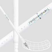 Zone Supreme AIR Superlight 27 White/Hologram (20) Floorball stick
