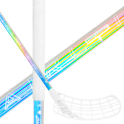 Zone Zuper Airlight 27 Hologram/White (20) Floorball stick