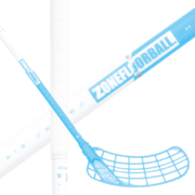 Zone Zuper AIR Light 31 White/Ice blue (20) Floorball stick