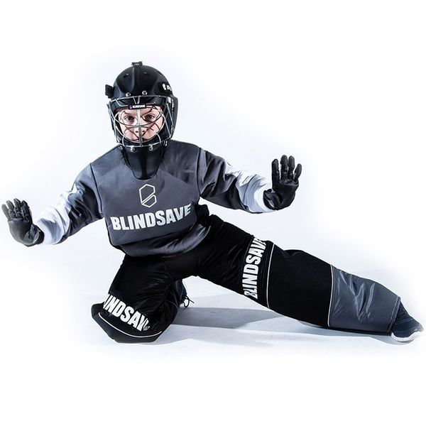 Blindsave JR Goalie Pants(19) with kneepads