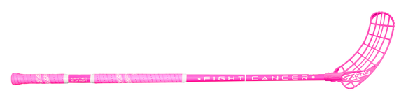 Zone Super Air Fight Cancer 31 Pink (17) Floorball stick