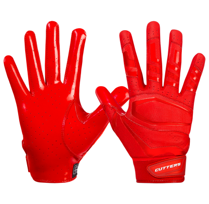 Cutters 3.0 Red - Goalie Gloves