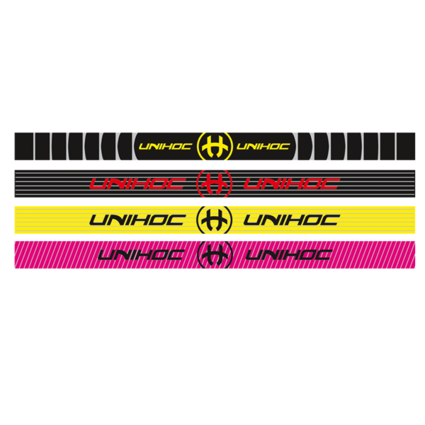 Unihoc Elastica (18) Hairband Kit (4 pcs)